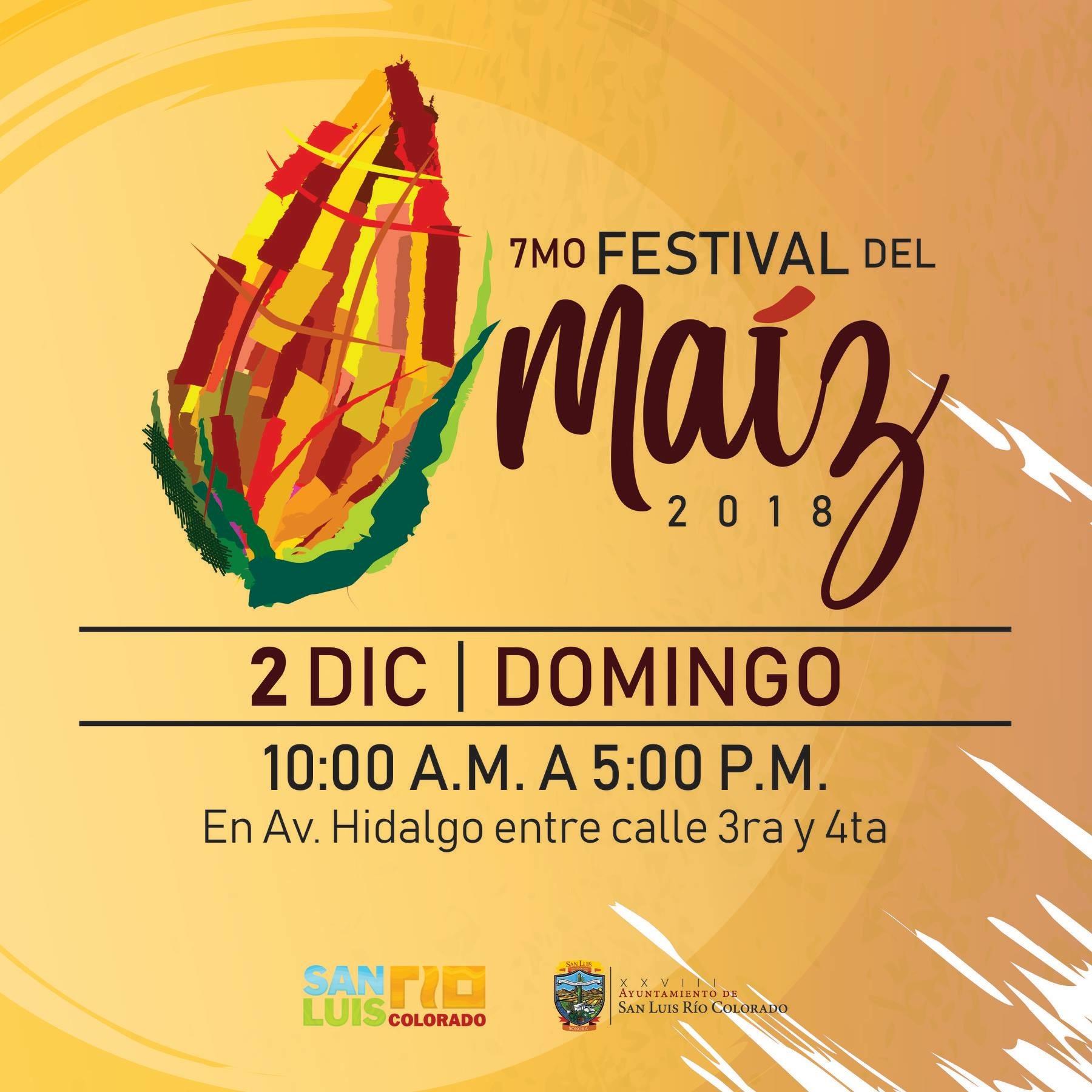 7mo Festival del maíz
