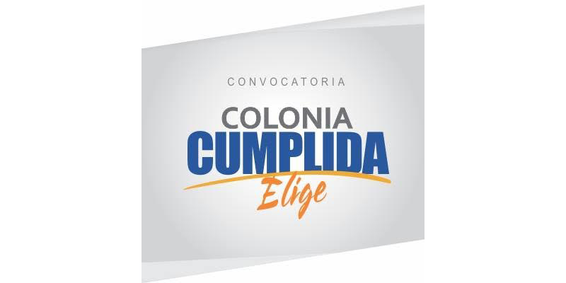 Colonia Cumplida Elige