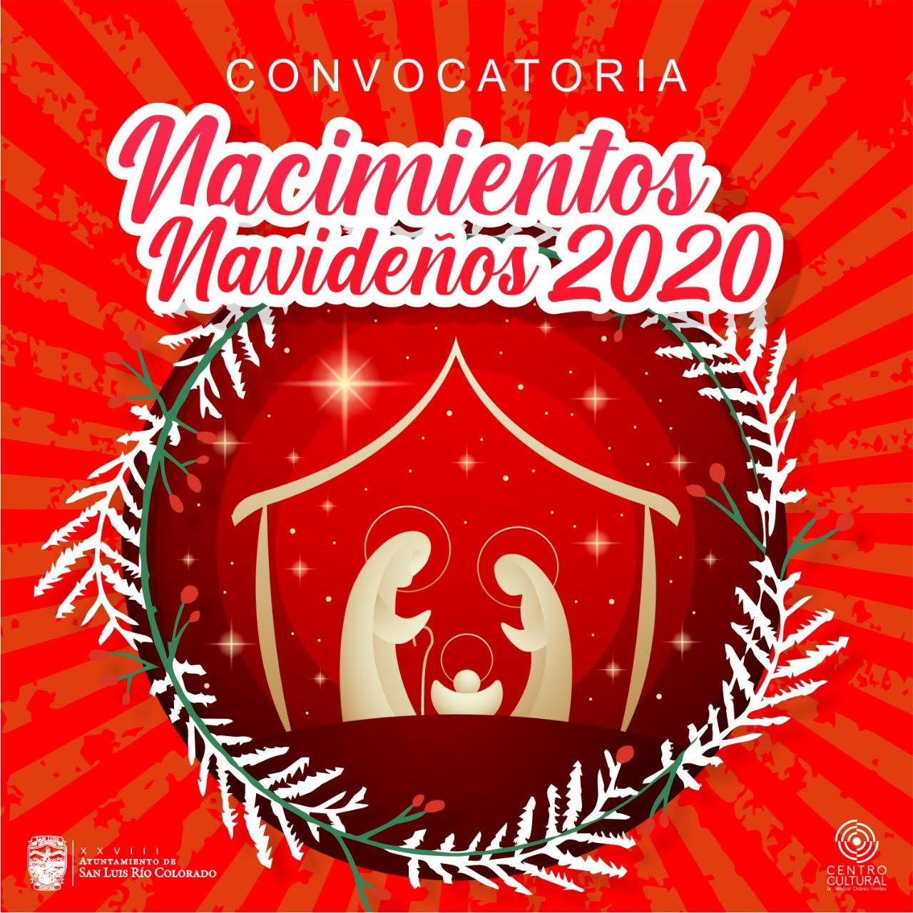 """Concurso de """"Nacimientos Navideños 2020"""""""