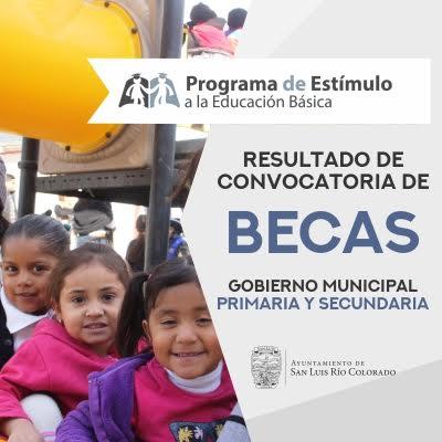 RESULTADOS PROGRAMA DE ESTÍMULOS A LA EDUCACIÓN BÁSICA
