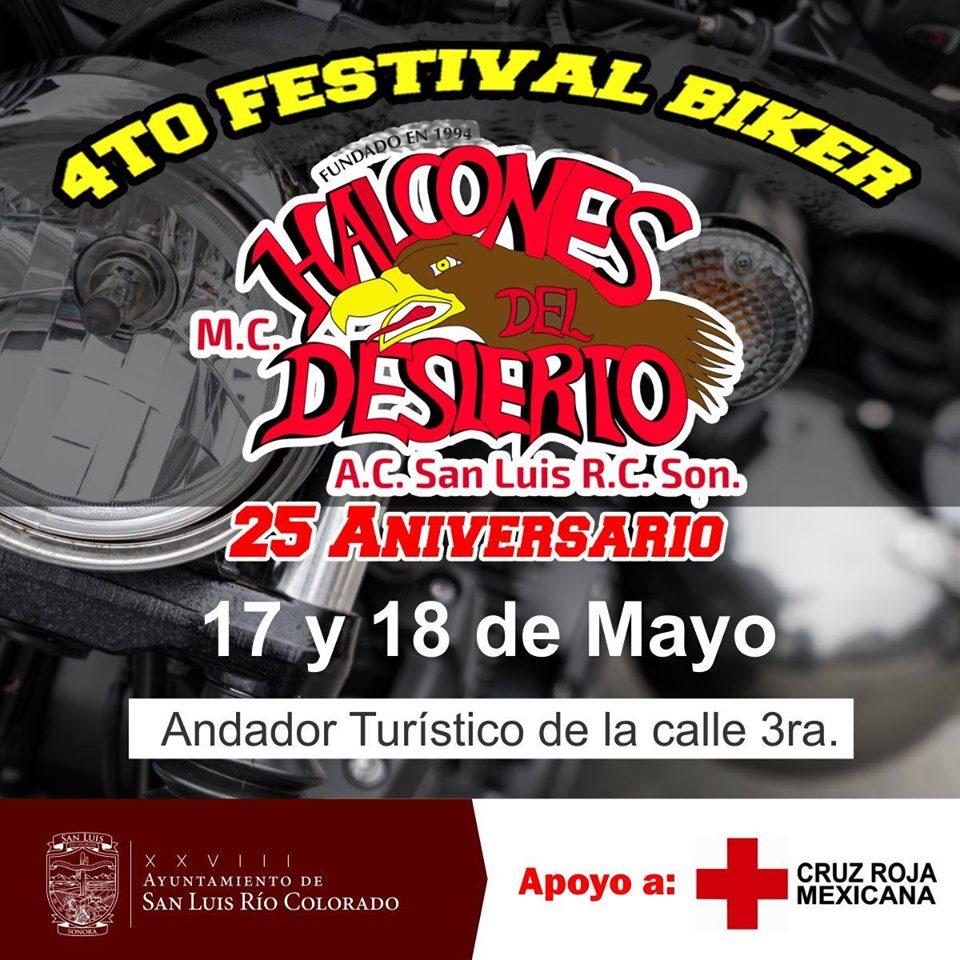 4to Festival Biker