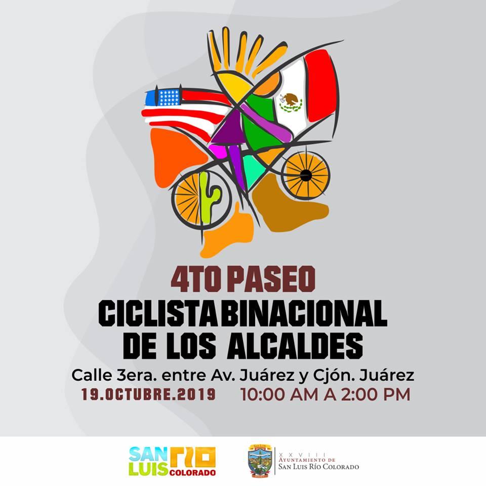 4to Paseo Ciclista Binacional