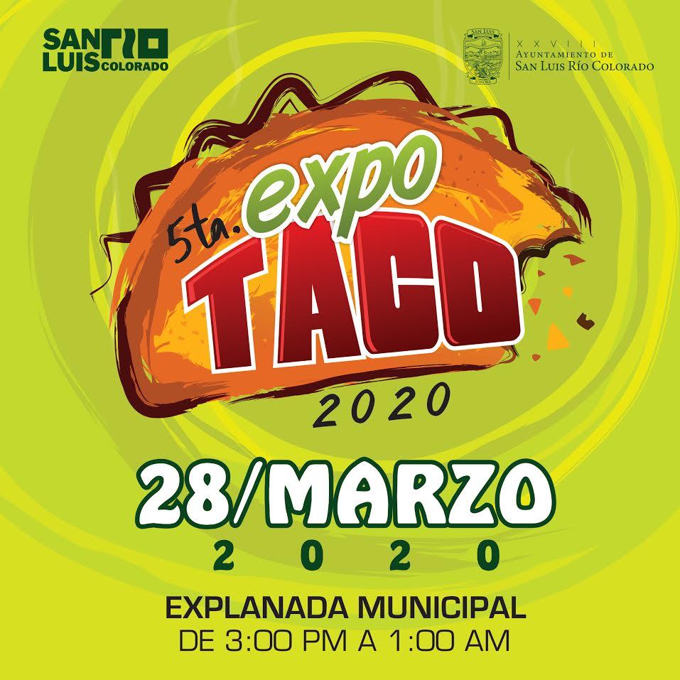5ta expo taco 2020