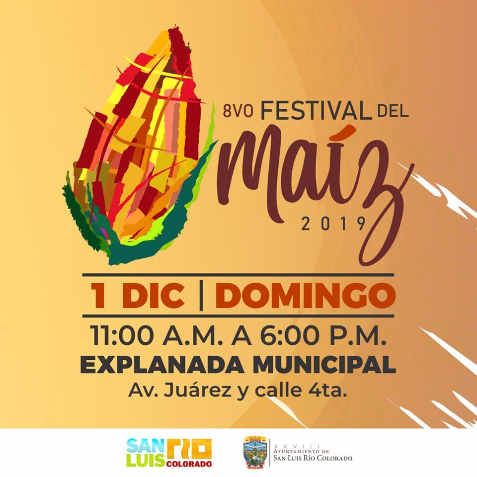 8vo Festival del Maíz