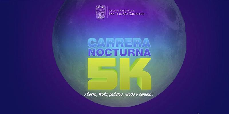 CARRERA NOCTURNA 5 K