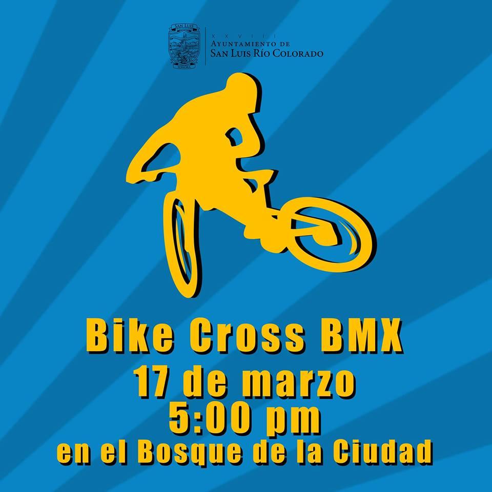 Exhibición de Bike Cross BMX