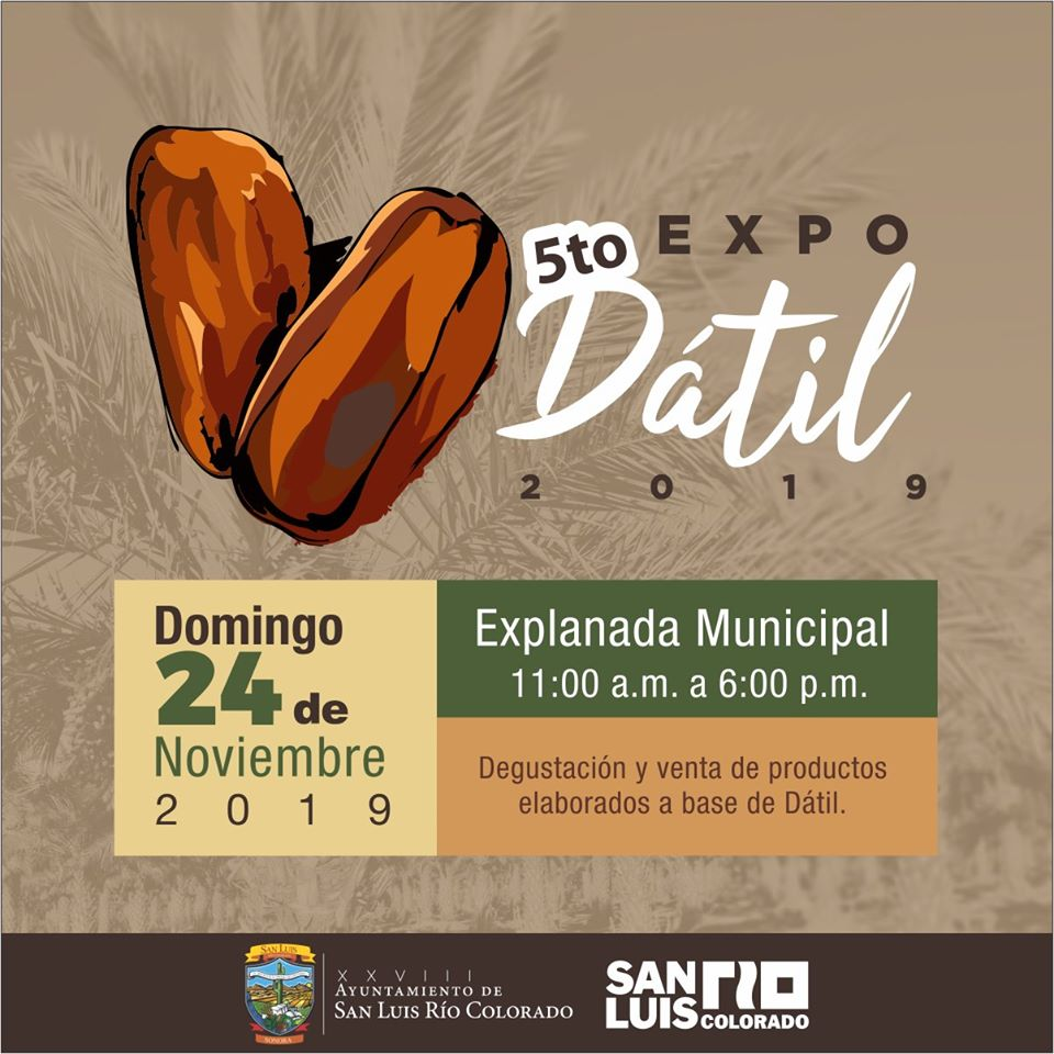 Expo Dátil 2019