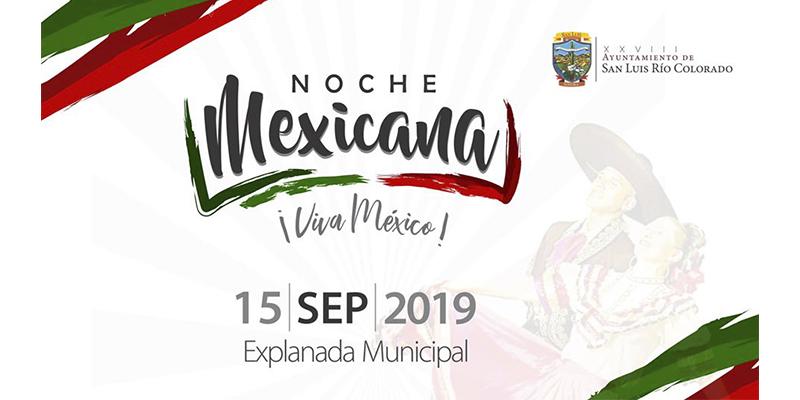 Noche Mexicana 2019 | Grito de Independencia