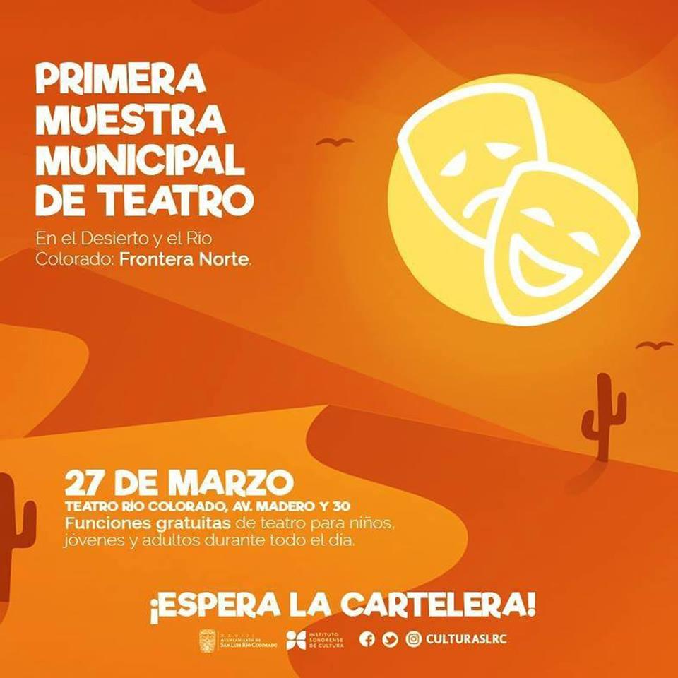 Primera Muestra Municipal de Teatro