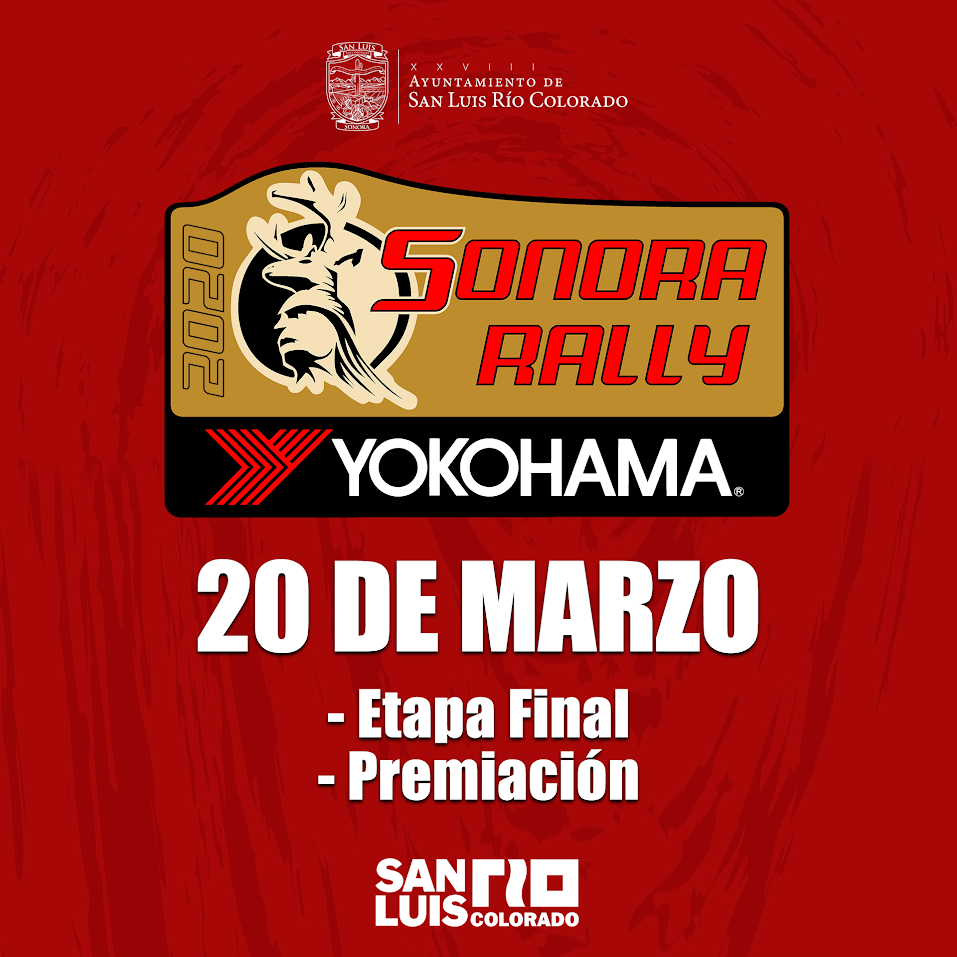Sonora Rally 2020