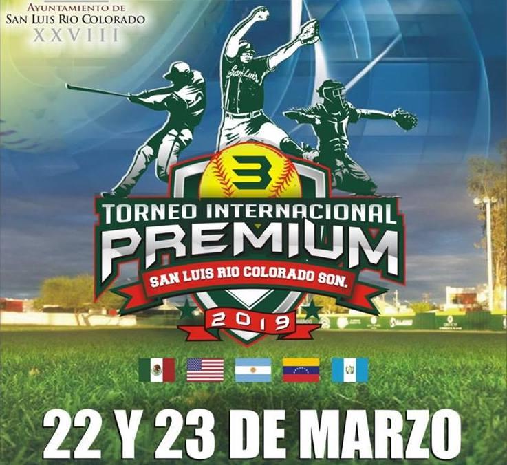 Torneo Internacional Premium de Softbol