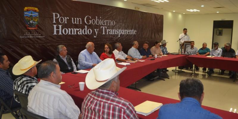 Analizan proyectos de inversión en San Luis
