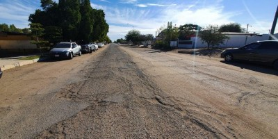 Anuncia Alcalde pavimentación de avenida Tamaulipas