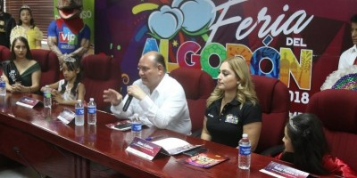 ANUNCIAN FERIA DEL ALGODÓN 2018