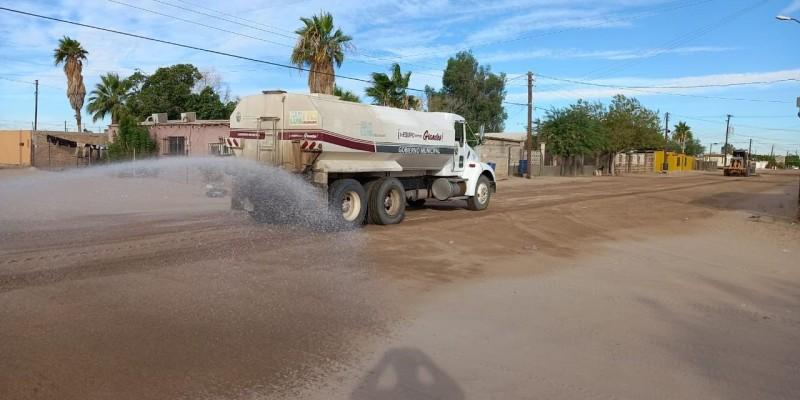 Aplican Plan Cisterna en la Progreso