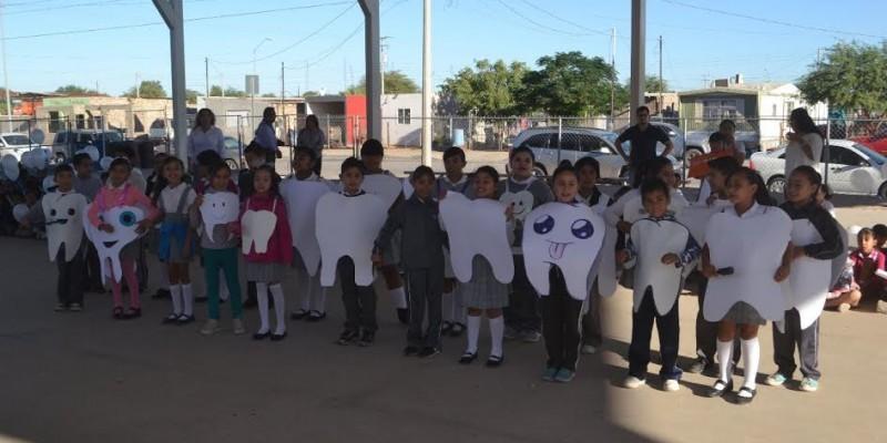 Arranca Semana Nacional de Salud Bucal