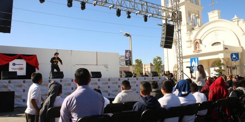Arrancan actividades del Festival Tierra Sonora
