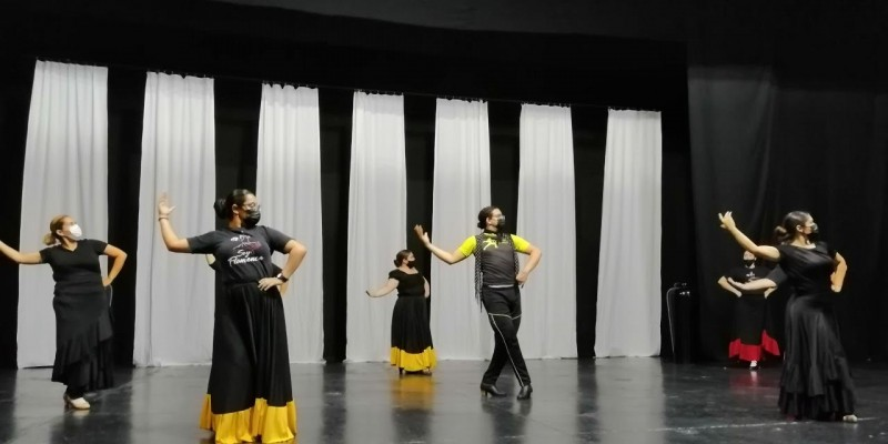 Bailarines sanluisinos irán a Congreso de la Danza 2021