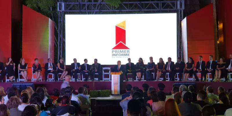 Bienestar social fue prioridad en el primer año de Gobierno: González Yescas
