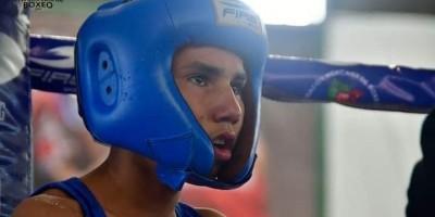 Conquista sanluisino oro en Nacional de Box