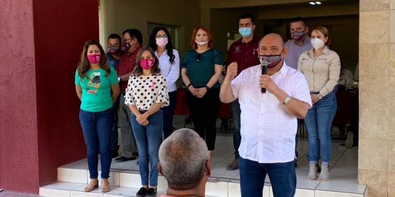 Continúa 28 Ayuntamiento con apoyos a familias