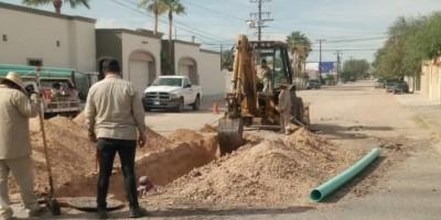 Da Oomapas mantenimiento a sistema de drenaje