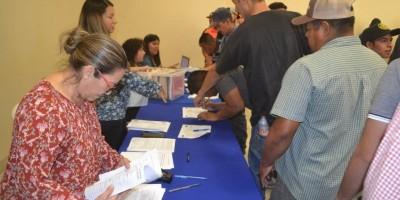 Dan facilidades para reclutar trabajadores agrícolas