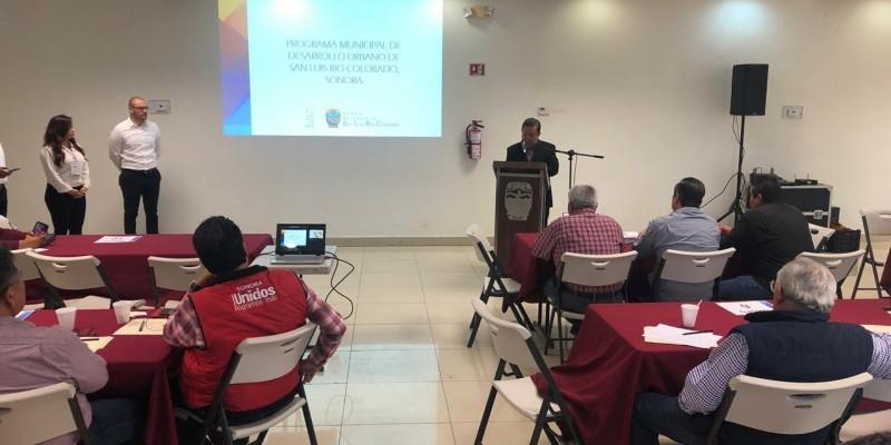 Define sociedad sanluisina Plan de Desarrollo