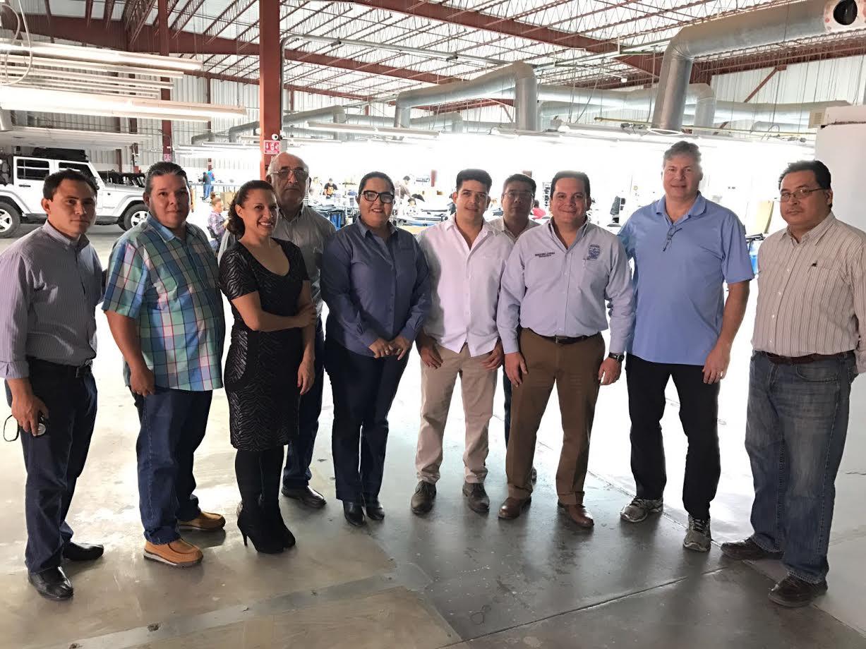 Destaca alcalde generación de empleos en SLRC