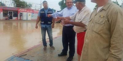 Encabeza Alcalde acciones de apoyo en el Golfo
