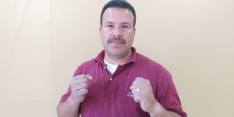 Exhorta gremio boxístico a quedarse en casa