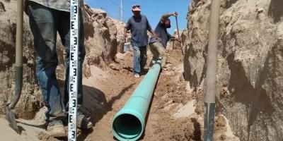 Facilita OOMAPAS conexión al servicio de drenaje con descargas intradomiciliarias