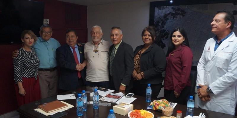 Firma Ayuntamiento convenio con PPEP