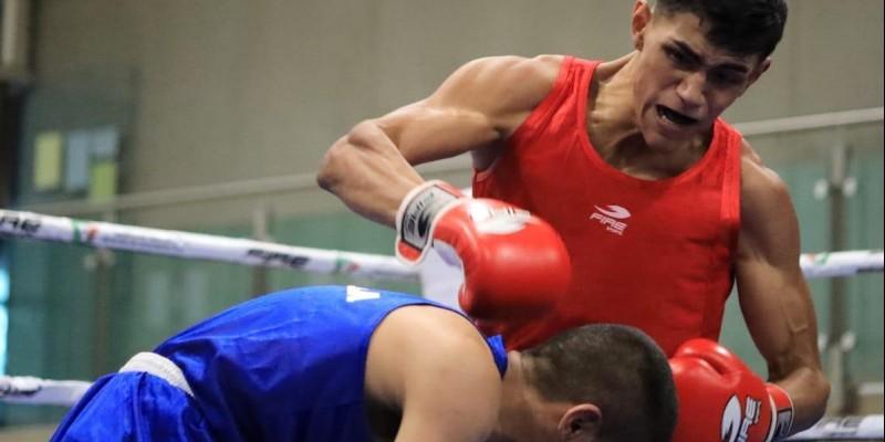 Guillermo Herrera, una promesa del boxeo