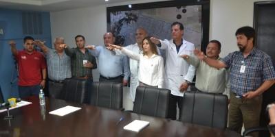 Instalan Comité Municipal de Salud