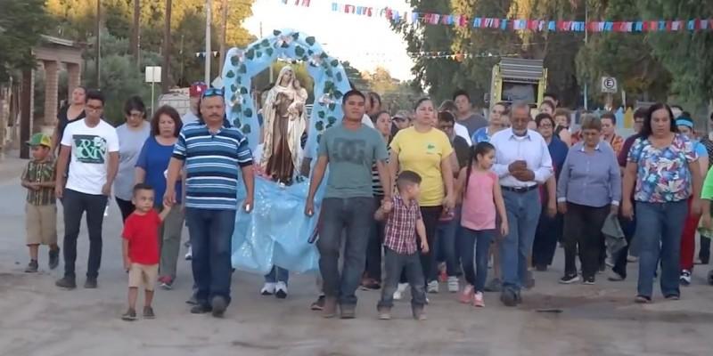 Invitan a celebrar fiestas patronales en Riíto