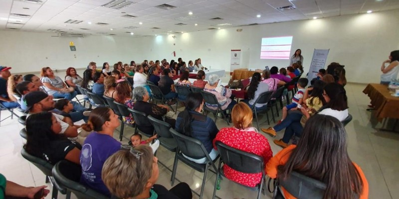 Invitan a mujeres emprendedoras a solicitar crédito
