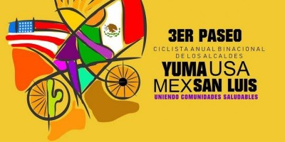 Invitan a paseo ciclista binacional este sábado