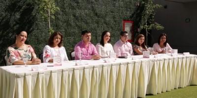 """Lanza DIF municipal campaña contra el cáncer  """"Estamos a tiempo"""""""