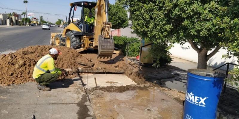 Llama Oomapas a evitar fugas y desperdicio de agua