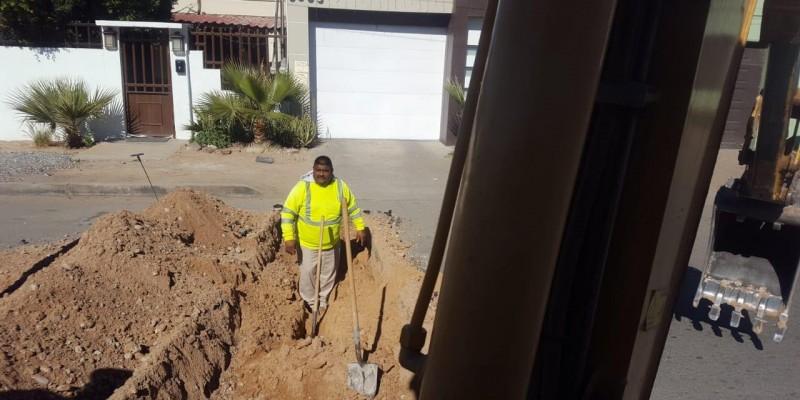 Mantiene Oomapas invitación a conectarse a red de drenaje