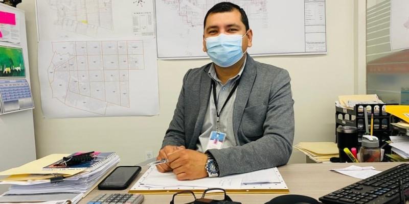Otorgará Oomapas contratos a familias de colonia México
