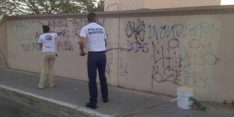 Policía de SLRC refuerzan proximidad social en colonias