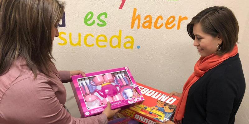 """Preparan campaña de colecta de juguetes """"Navidad para Todos"""""""