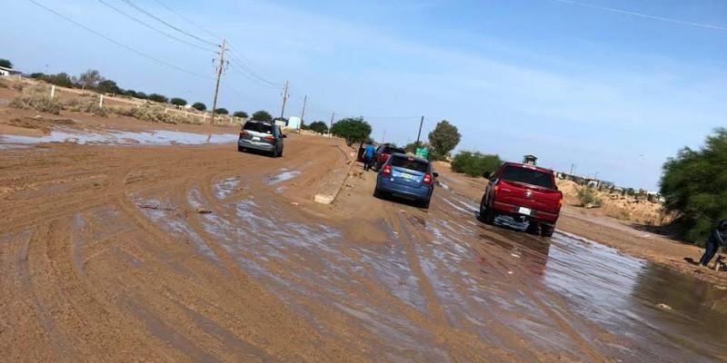 Reabren carretera en el Golfo