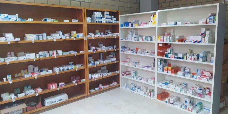 Recuerda Salud Pública servicios de farmacia que ofrece la clínica familiar