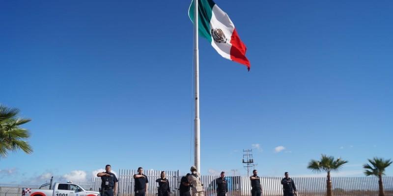 Recuerdan con ceremonia la Revolución Mexicana