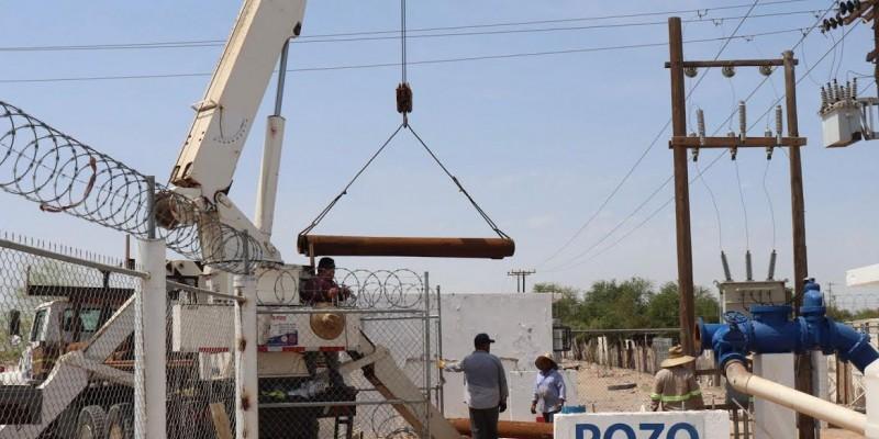 """Restablece Oomapas pozos afectados por """"apagones"""""""