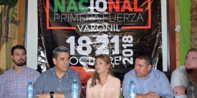 Se espera gran asistencia al Campeonato Nacional de Basquetbol