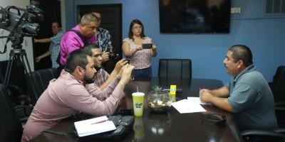 """Se prepara SLRC ante llegada de huracán """"Rosa"""""""